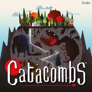 Catacombs Board Game Box