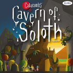 Cavern of Soloth Board Game
